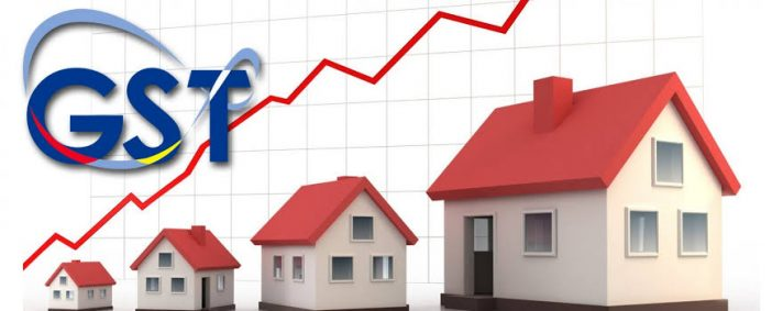 impact of gst in real estate